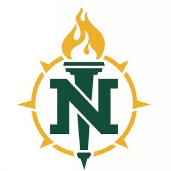 NMU academic logo