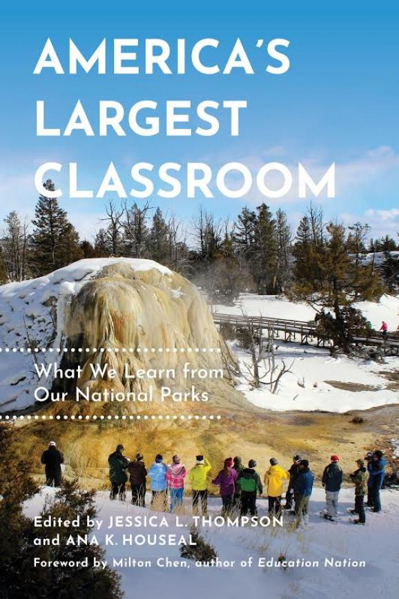 America's Largest Classroom cover