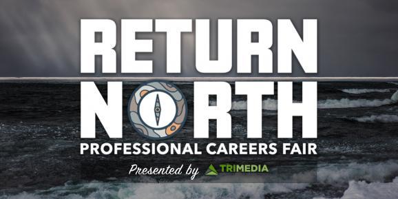 Return North banner