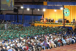 Commencement Stage