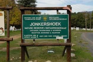 Jonkershoek