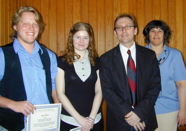 2009 Cohodas Winners