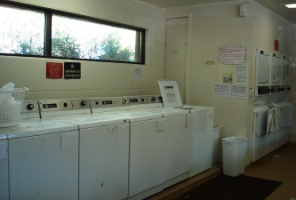 Lincoln Laundry Room