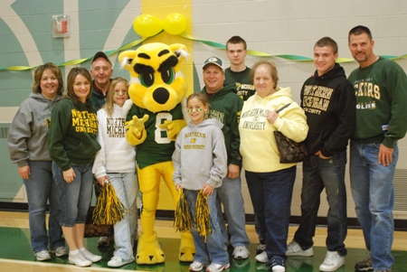 NMU Family Weekend