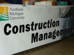 Construction Management at job fair