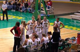 NMU Women's Basketball