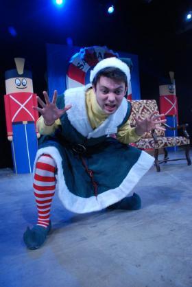 Jacob Barbot as Crumpet