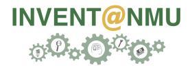 Invent@NMU logo