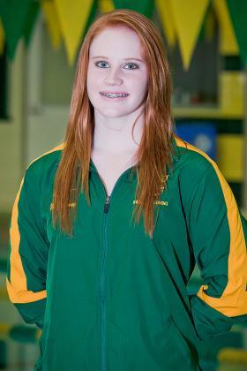Sophomore Molly Kearney.