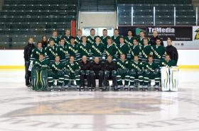 2011-12 NMU Hockey Team