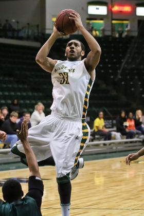 Sophomore forward Kendall Jackson.
