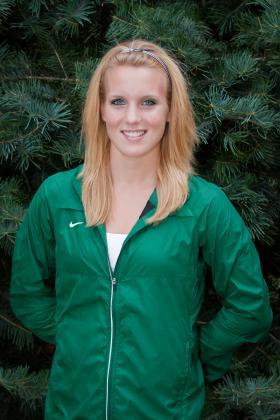 Sophomore Emily Allen.