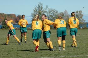 NMU Soccer Team