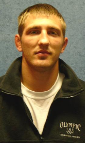 USOEC Greco-Roman wrestler Jacob Curby