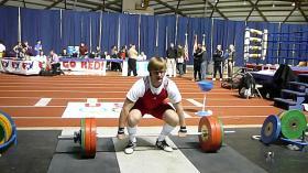 USOEC Weightlifter Steve Jarvis