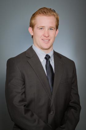 Sophomore Reed Seckel.