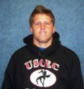 NMU freshman Chad Hemerson won gold at 84 kg