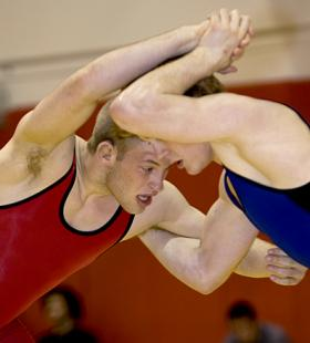 Drendel (red) - photo courtesy of Tech-Fall.com