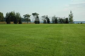 NMU Soccer Field