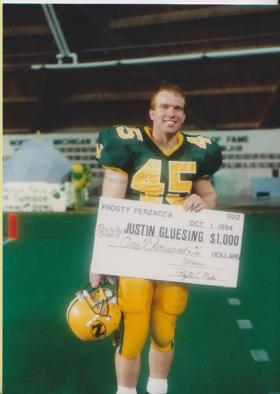 Justin Gluesing
