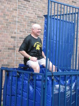 NMU Athletic Director Ken Godfrey