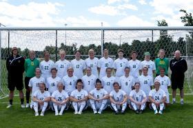 2010-11 NMU Soccer Team