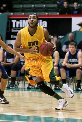Sophomore Kendall Jackson.