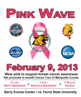 Pink Wave on Feb. 9.