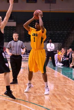 Junior forward TJ Cameron