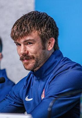Coach Bisek (Jon Sachs photo)