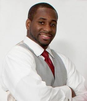 Keynote speaker Antoine Moss