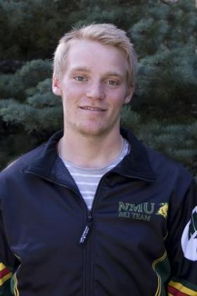 Sophomore Erik Soderman