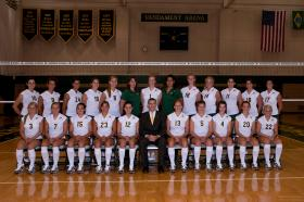 2010 NMU Volleyball Team