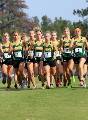 NMU cross country.