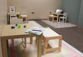 Room at BEAR Center