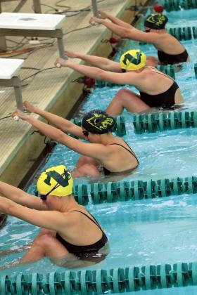 Swimming and Diving season preview.