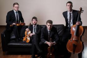 Altius Quartet by Jon Hess
