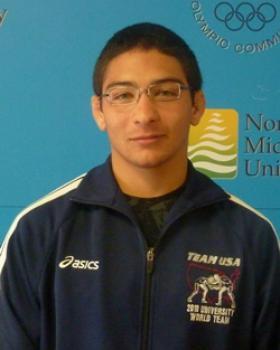 University Champion, Max Nowry