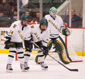 Hockey Hosts LSSU