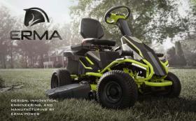 Award-winning lawnmower
