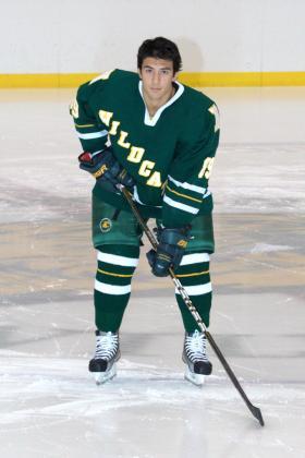 Freshman forward Dylan Walchuk.