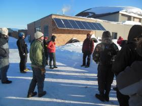 NMU students visit Superior Central