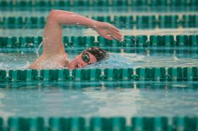 Swimmers Travel to UW-Oshkosh