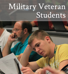 Veteran Students