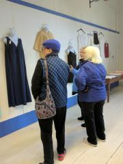 NCLL VISITS THE GOSSARD BUILDING IN ISHPEMING