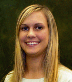 Head shot of Kendall Sutliff