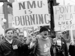 NMU Burning