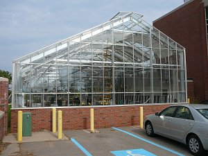 NMU Greenhouse Photo
