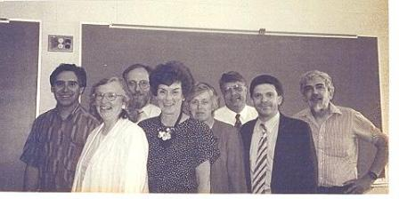 NMU History Faculty 1993