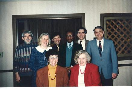 NMU History Faculty 1994